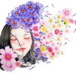 El significado del nombre flor