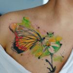 Tatuajes de flores y su significados